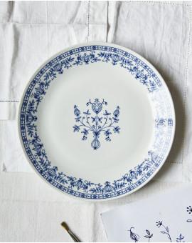 Servírovací talíř cibulákový