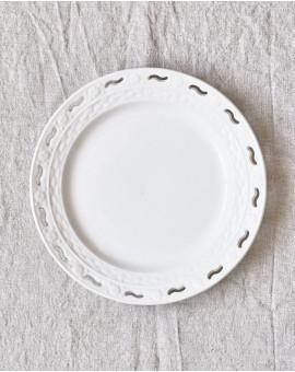 Dezertní talíř prolamovaný