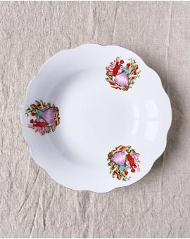 Dětský talíř s princeznou /...