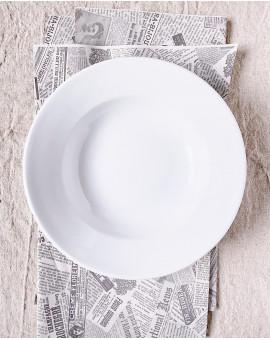 Tlustostěnný talíř / Božíčany