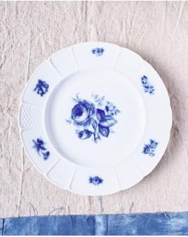 Mělký talíř s růžemi /...