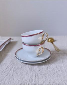 Souprava čajových šálků / Puls