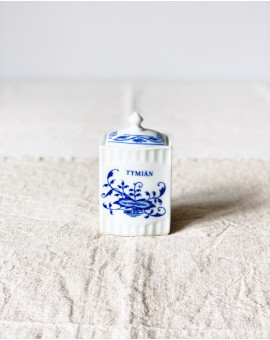 Kořenka tymián / originál...