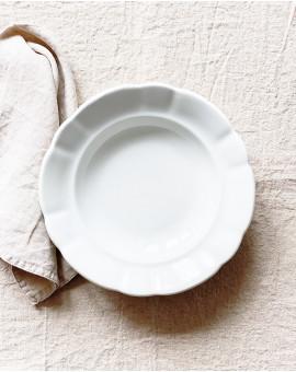 Tlustostěnný hluboký talíř...