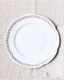 Květinový talíř / Neznačeno