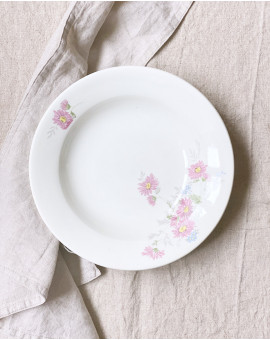 Hluboký talíř s květy /...