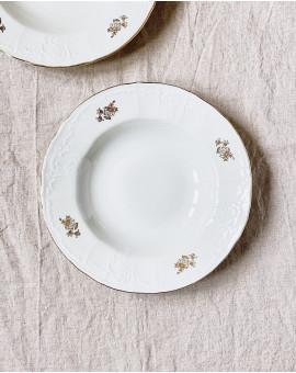 Souprava dvou talířů...