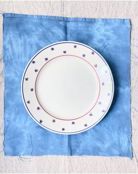 Mělký talíř s křížky / K &...